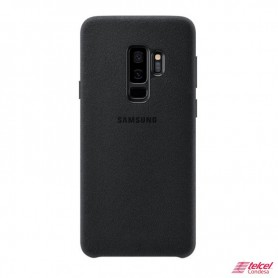 Funda Samsung Galaxy S9+ Plus Alcantara Cover