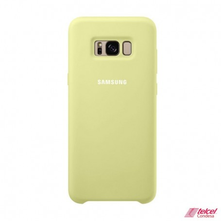 Funda Galaxy S8 Plus Silicon Cover