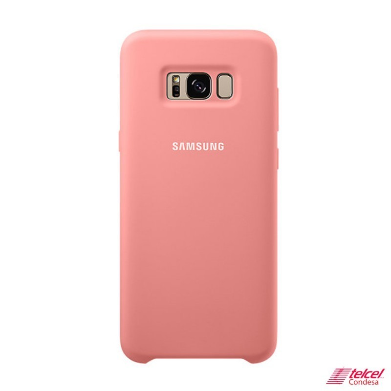 Funda Galaxy S8 Plus Silicon Cover precio