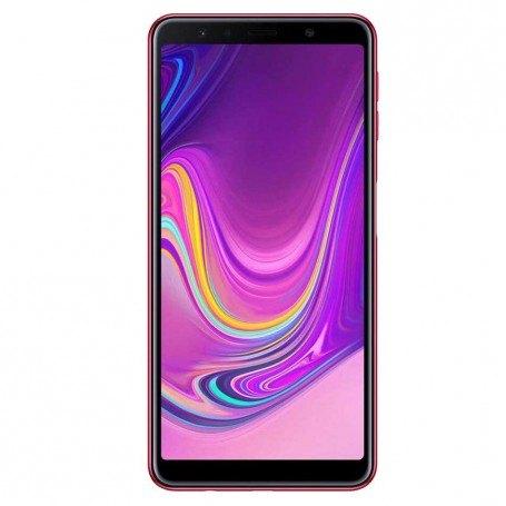 Galaxy A7 2018 rosa