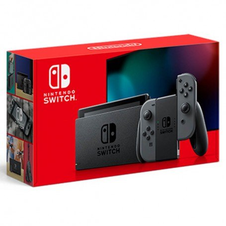 Nintendo Switch Gris 32GB