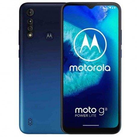 Motorola Moto G8 Power Lite mora azul
