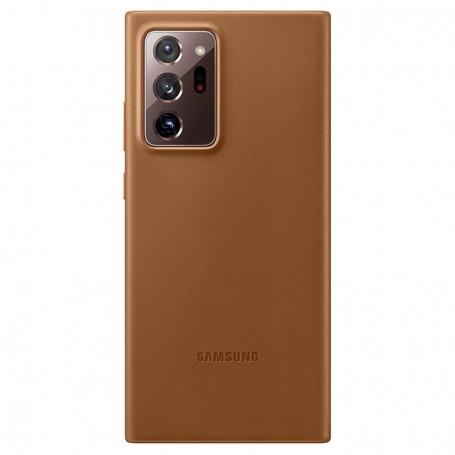 Funda de Piel Galaxy Note 20 Ultra