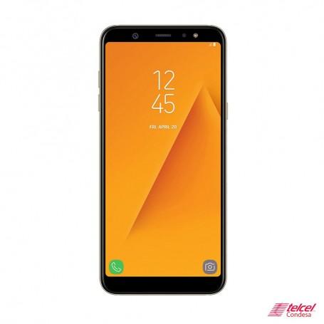 Samsung-Galaxy-A6-32GB-dorado