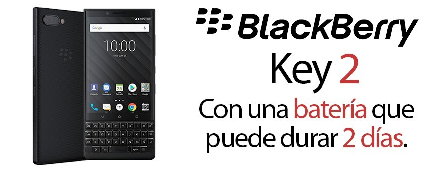 Celulares Blackberry