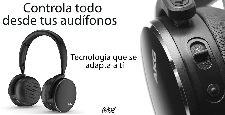 Audifonos AKG Y500 tecnologia