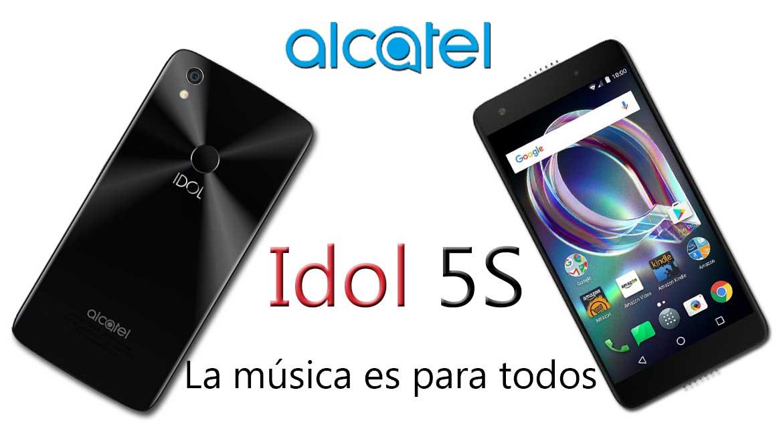 Alcatel Iol 5S características