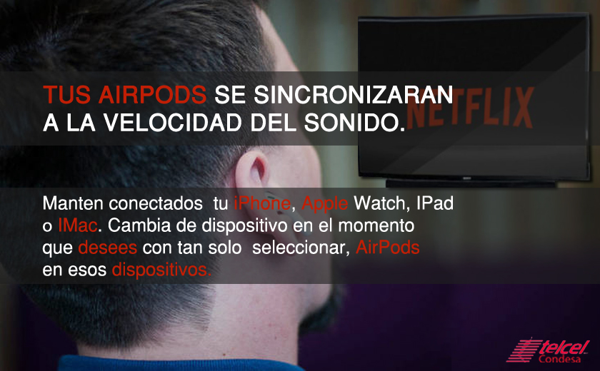 Audifonos-AirPods