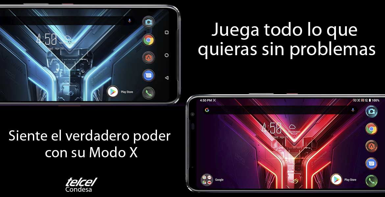 Asus Rog Phone 3 5G en México