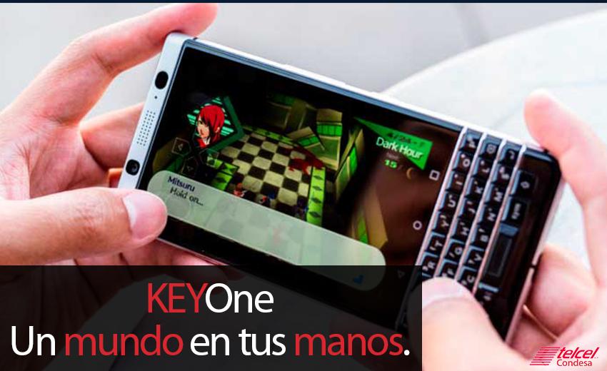 KeyOne-un-mundo-en-tus-manos