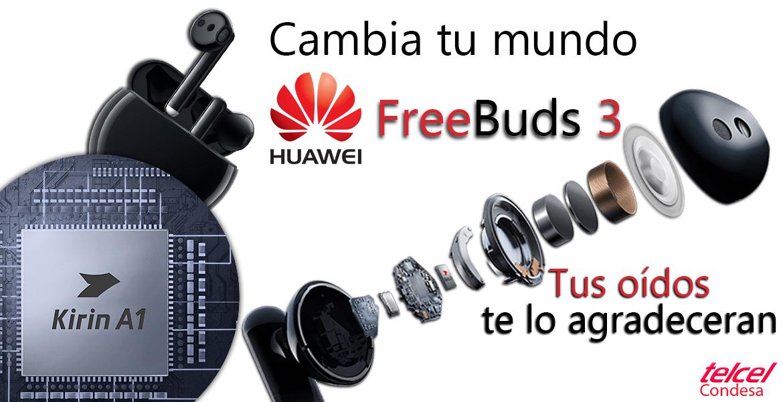 Freebuds 3 precio
