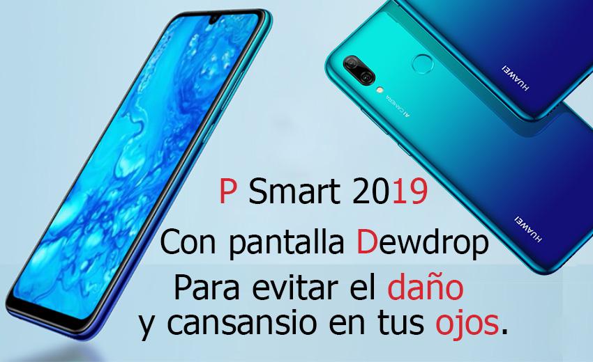 Huawei-P-Smart-2019-México