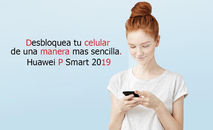Huawei-P-Smart-2019-desbloqueo-facial