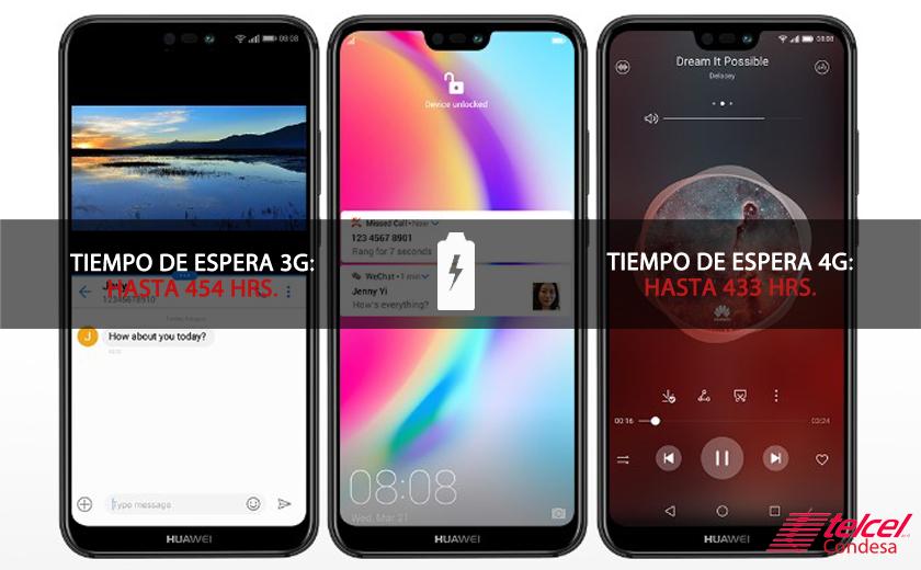 Huawei-P20-Lite-con-mejor-batería