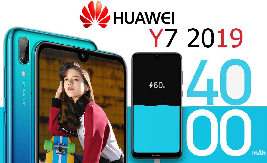celular huawei y7 2019