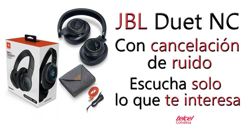 Audifonos JBL Harman Duet NC