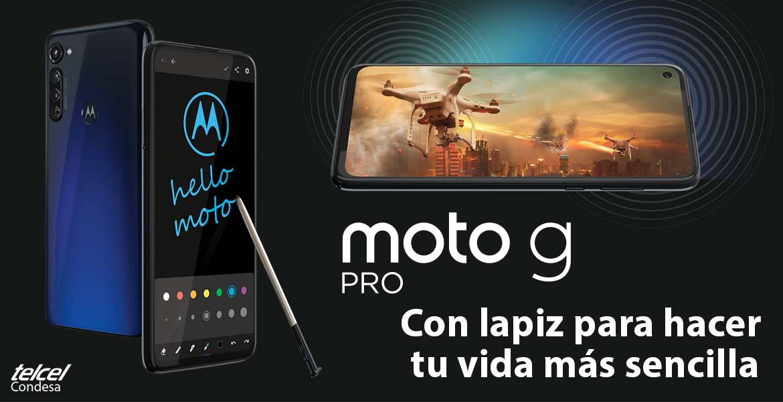 Moto G pro precio y características
