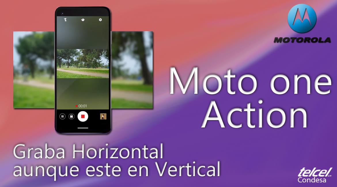moto one action descripcion