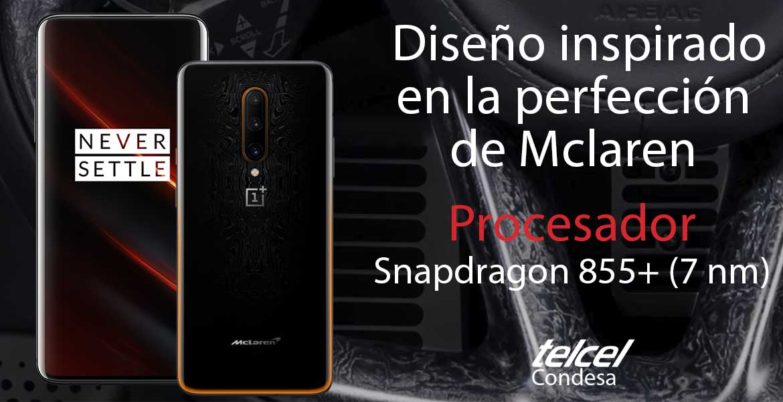 Oneplus 7t Pro Mclaren en México