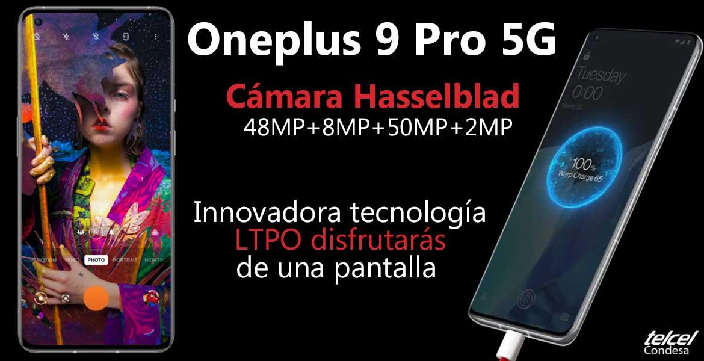 Oneplus 9 Pro 5G características