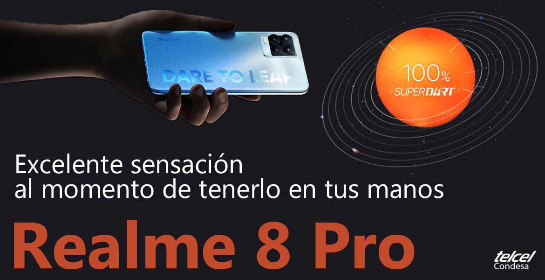 Realme 8 Pro características