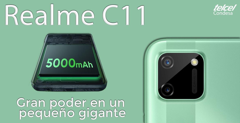 Realme C11 precio en México