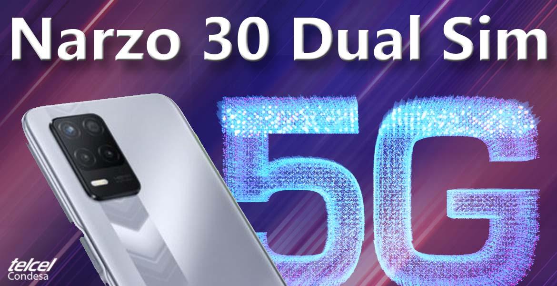 Realme Narzo 30 5G Características