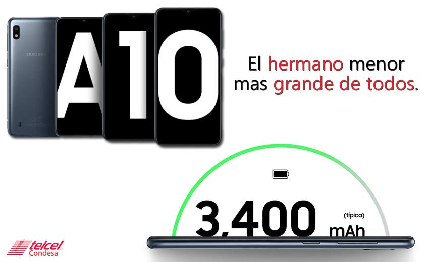 celular Galaxy A10