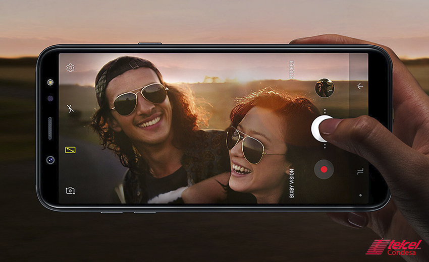 Samsung-A6-Plus-cámara
