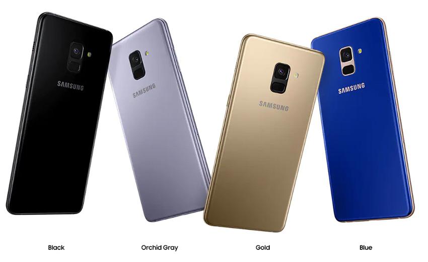 Samsung-A8-plus-diseño