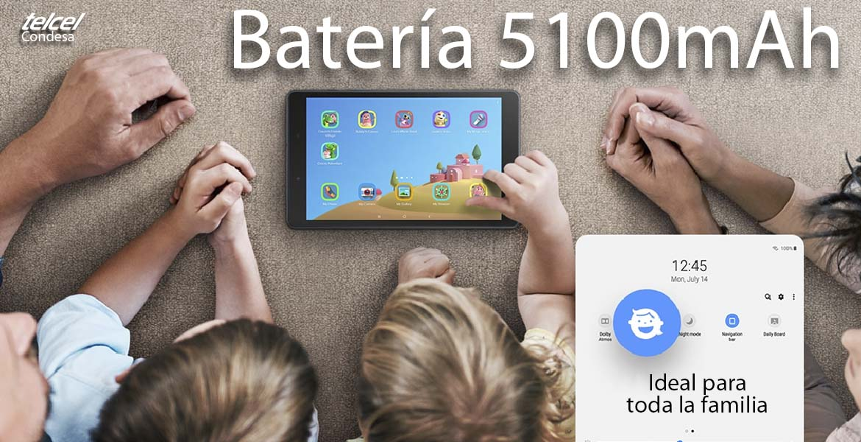 Samsung Galaxy Tab A 8-0 batería