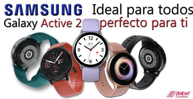 Samsung Galaxy Active 2 características