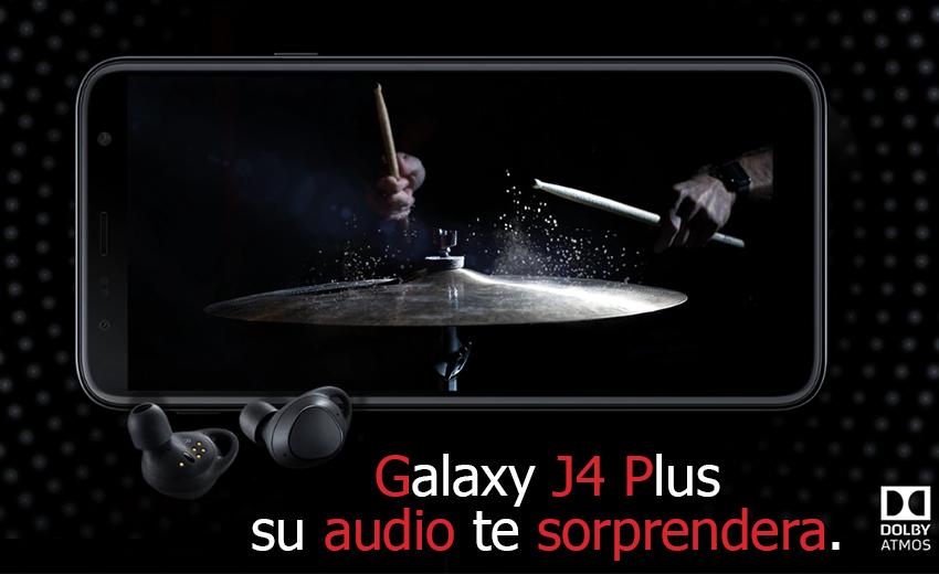 Samsung-J4-Plus-Dolby