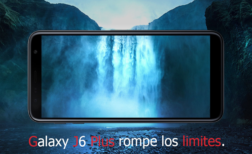 Samsung-Galaxy-J6-Plus-rompe-los-limites