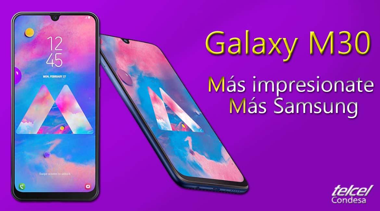M30 más Samsung mas seguro