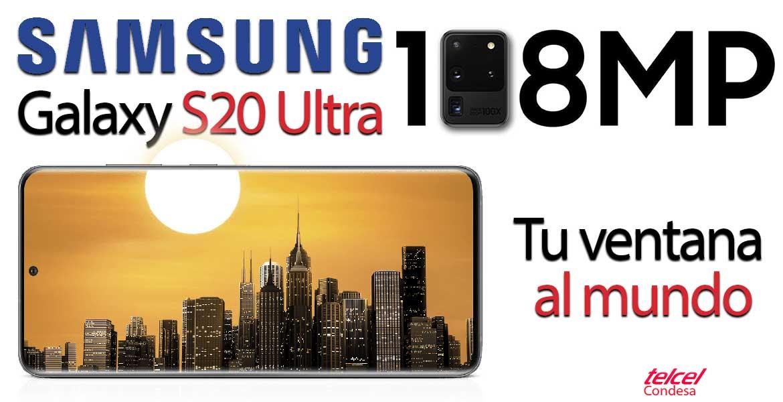 Samsung Galaxy S20 Ultra características