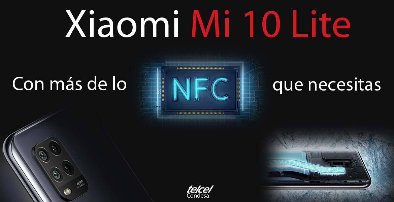 Xiaomi Mi 10 lite Telcel Condesa