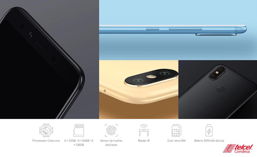 Xiaomi-Mi-A2-caracteristicas