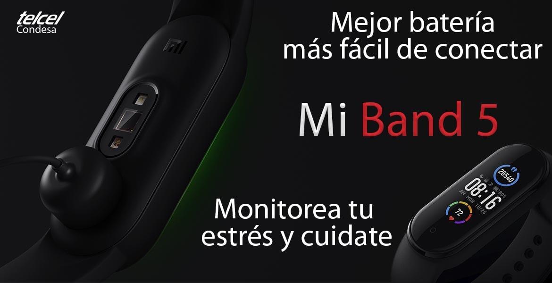 Xiaomi Mi Band 5 precio