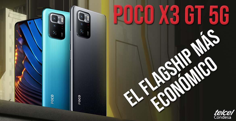 Xiaomi Poco X3 GT 5G características
