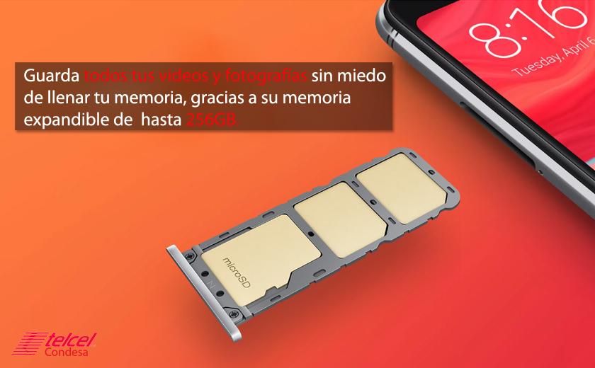 Xiaomi-Redmi-S2-memoria-expandible