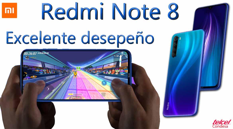 Xiaomi redmi note 8 juegos