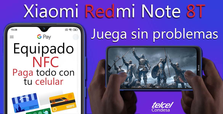 Redmi Note 8T precio