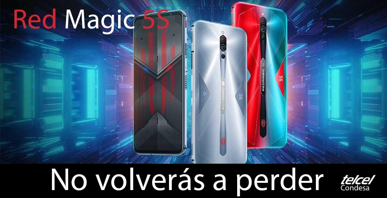 ZTE Red Magic 5S