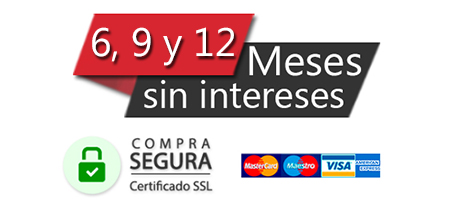 meses sin intereses  6, 9 y 12 telcelcondesa
